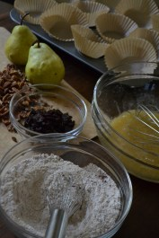 Wet and Dry Ingredients