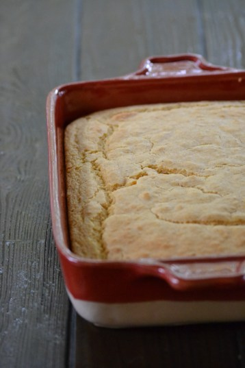 Baked Cornbread