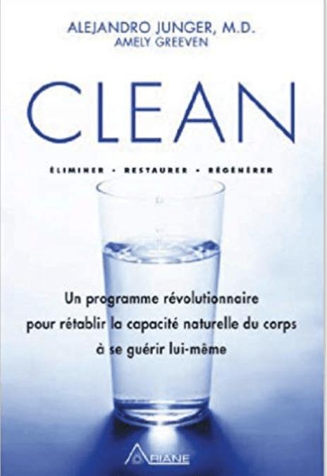 PROGRAMME CLEAN 21 JOURS ALEJANDRO JUNGER