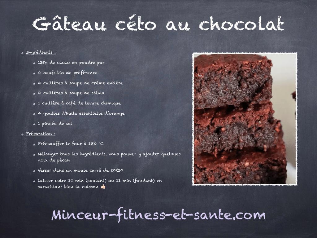 Le gateau céto au chocolat que même les diabétiques peuvent dévorer