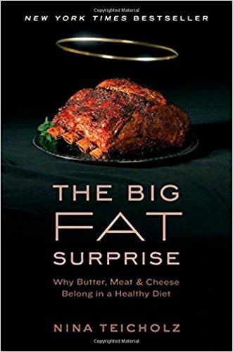 THE BIG FAT SURPRISE : résumé du livre de Nina Teicholcz