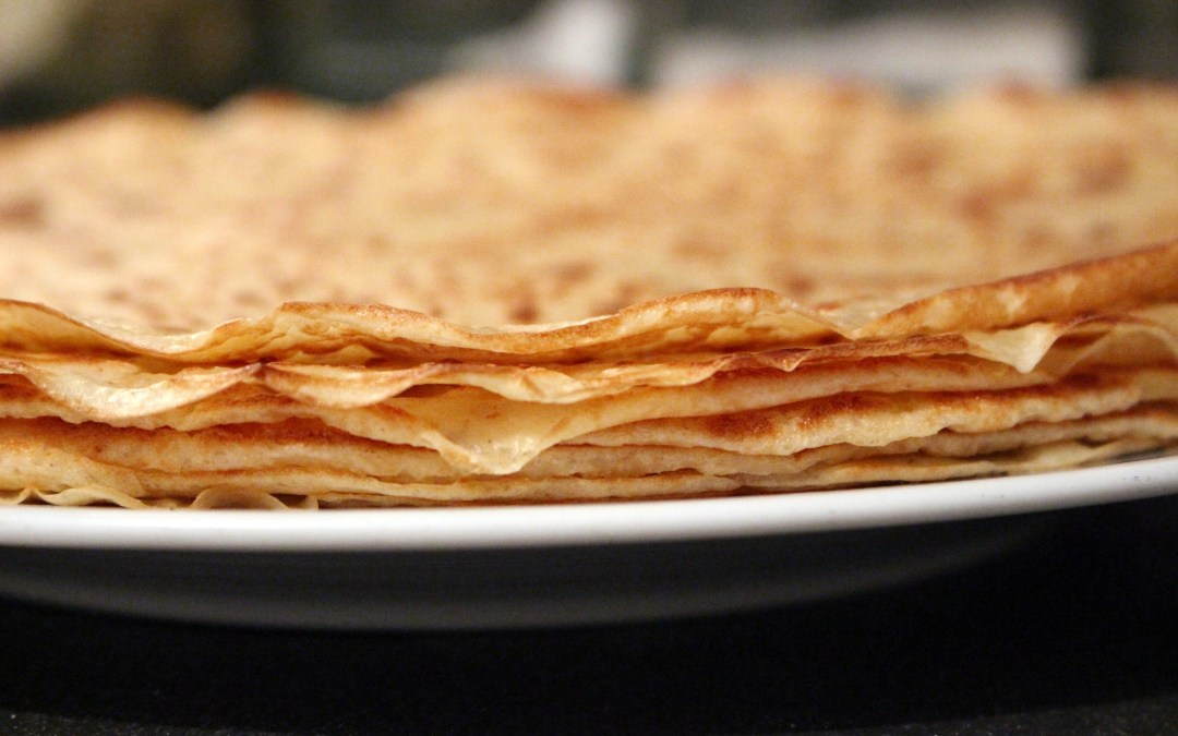 crêpes keto low carb