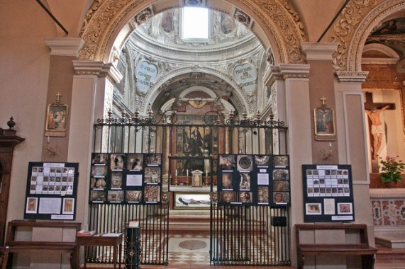 Cappella Beata Paola Montaldi