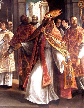 Sant'Anselmo - cattedrale Mantova