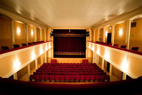 teatro comunale di Gonzaga