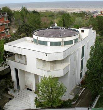 Casa Museo Remo Brinsi a Lido di Spina