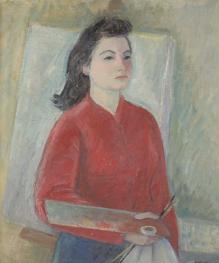 Maddalena Nodari Nene_Autoritratto-sd-oliosutela_bris