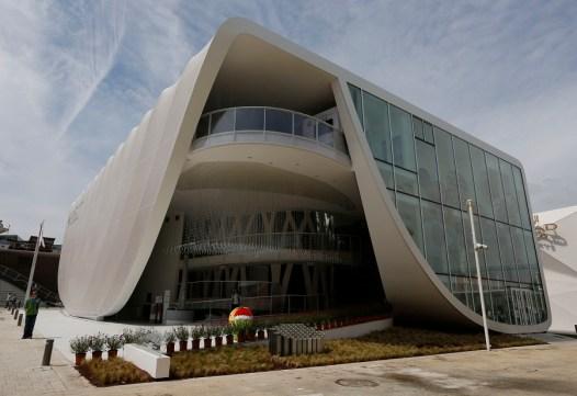 Il Padiglione China Corparate United Pavilion