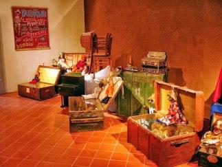 Museo Polironiano giochi e marionette