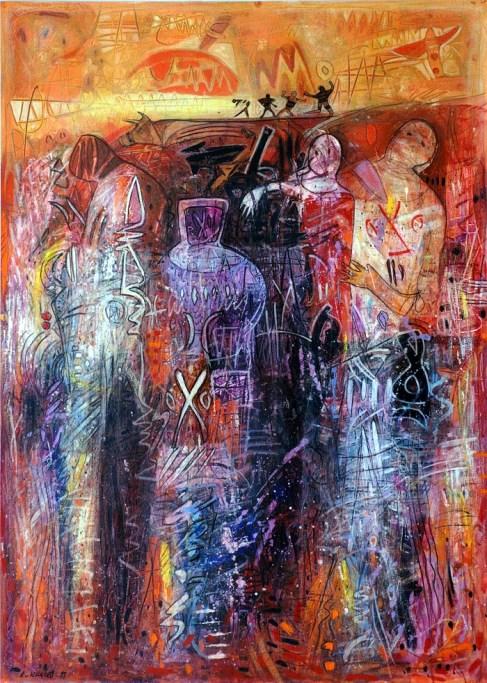 Abdallah khaled -Les Danseurs de Lumière