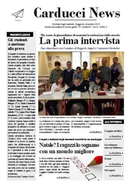 Carducci News