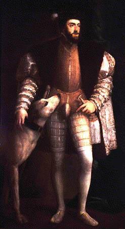Carlo V di Spagna