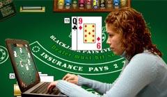ludopatia Blackjack-online