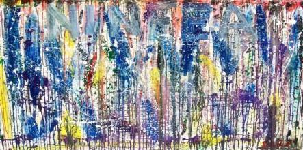 Luigi Centra - pittore pop art e impressionismo astratto