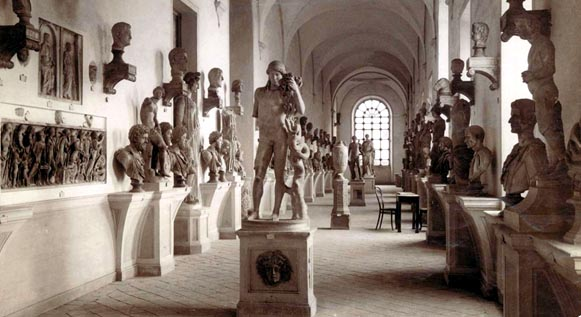 MUSEO STATUARIO DI MANTOVA copia