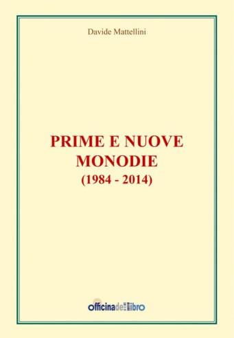 Prime e Nuove Monodie