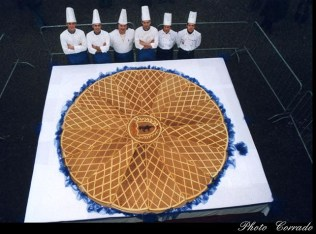 torta di san Biagio -