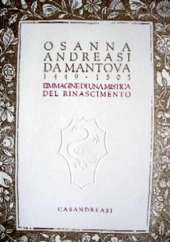 Atti del convegno beata Osanna Andreasi Mantova