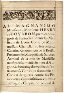 Arlequin / Don / 0070. Compositions de rhétorique de M. Don Arl