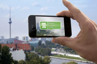 L'ambiente a portata di App
