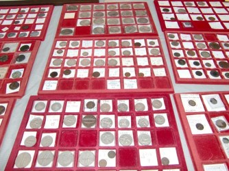 mostra di numismatica