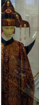 Museo Lirico Gazoldo - vestito di scena