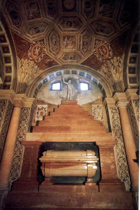 cappella-Castiglioni - Santuario Madonna delle Grazie