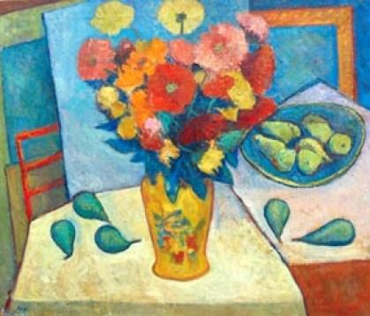 DUSI CARLO - Natura morta con fiori - 1946 - olio su tela - 76x90 (200).jpg
