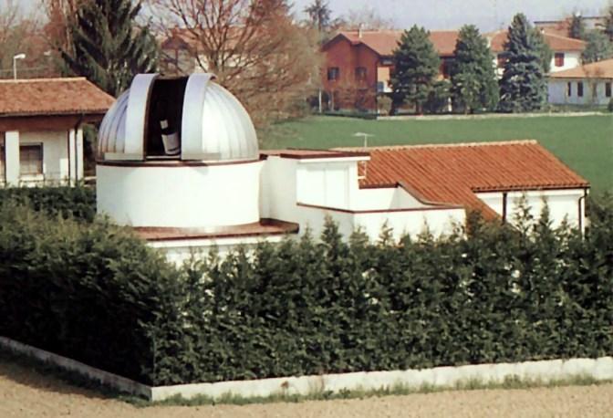 osservatorio San Benedetto Po