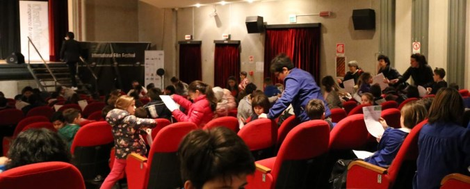 OSTIGLIA - CINECHILDREN International Film Festival