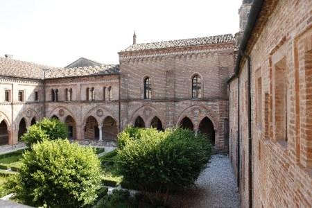 Chiostro di San Simeone