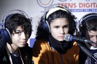 Immagine lab radiofonico