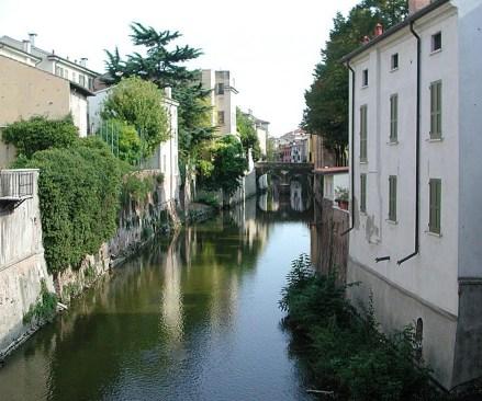Mantova - il Rio
