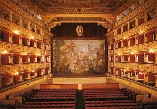 Mantova - teatro sociale