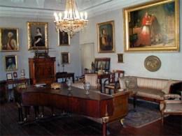 Sala impero detta anche sala Verde