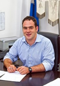 Roberto Angeli-sindaco di Reggiolo