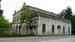 casa natale di Tazio Nuvolari a Castel d'Ario