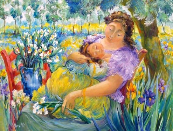 Madre a primavera.jpg
