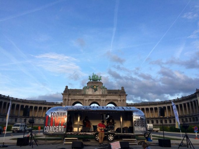 Soltanto live Bruxelles_IMG_6251