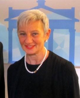 Patrizia Graziani, dirigente Ufficio scolastico territoriale di Mantova