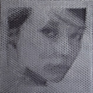 giorgio-tentolini-mesh-2016-rete-metallica-a-maglie-esagonali-intagliata-a-mano-cm-94x94