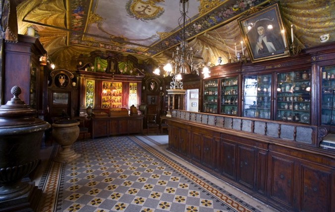 Trastevere - Farmacia Spezieria più antica d'Europa.jpg
