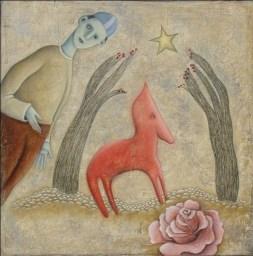 il cavalluccio rosso