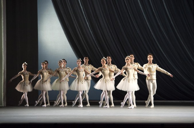 Jewels. Artists of The Royal Ballet in Jewels ©ROH-  Bill Cooper, 2013.jpg