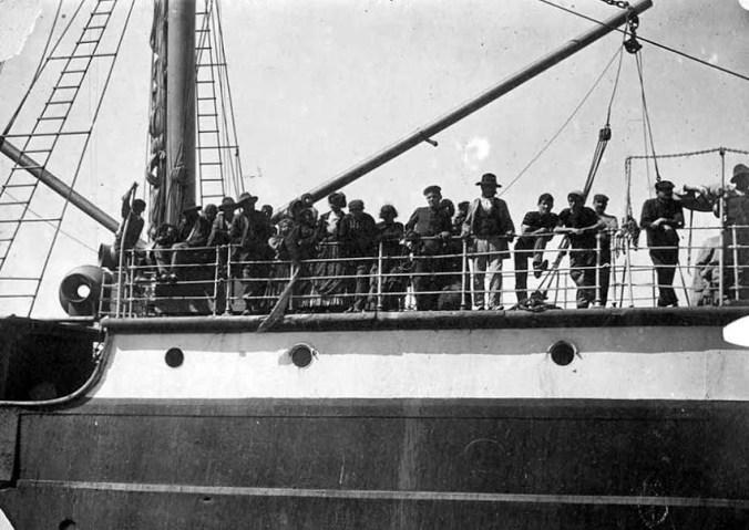 emigrazione