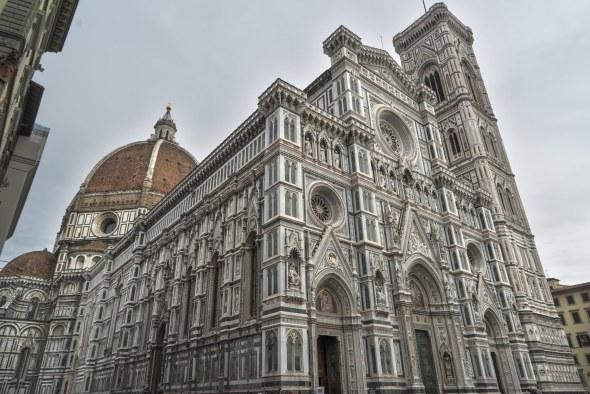 Santa Maria del Fiore Florence -Æ David Bickerstaff