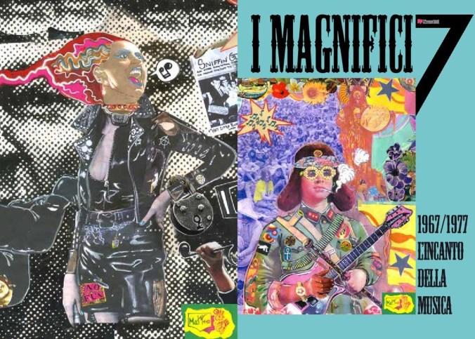 I MAGNIFICI 7 (1967-77)_opere di Matteo Guarnaccia.jpg