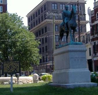Morgan_Lexington_statue