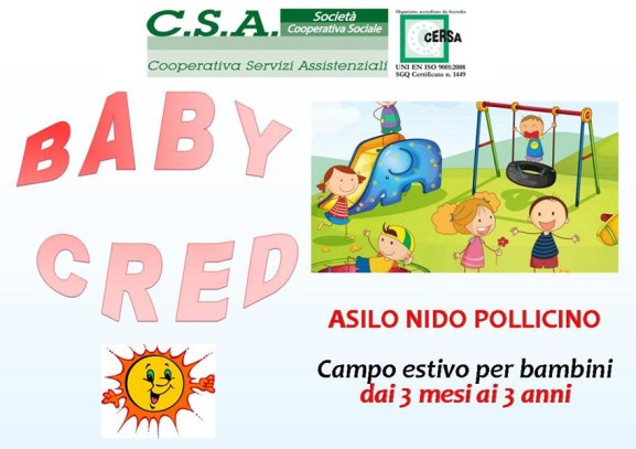 manifesto babycred cerese