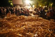 Arena delle balle di paglia - prima serata (foto di Enrico Montanari)